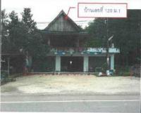 บ้านเดี่ยวหลุดจำนอง ธ.ธนาคารกรุงไทย ตรัง อำเภอปะเหลียน ตำบลบางด้วน
